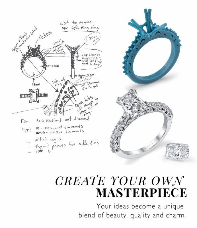 Custom Argento Laraine Fine Jewelry